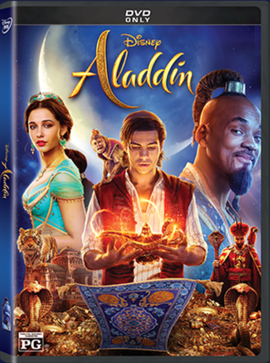 Aladdin 2019 Video Disney Wiki Fandom