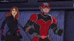 Ant-Man n Black Widow AUR