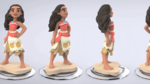 Cancelled Disney INFINITY Figure - Moana