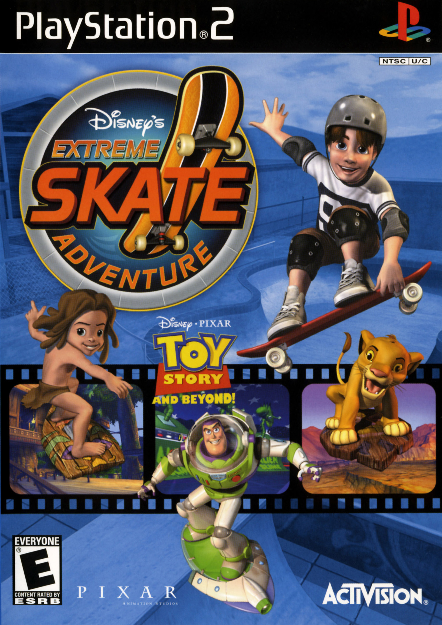 Disney's Extreme Skate Adventure | Disney Wiki | FANDOM powered by Wikia