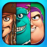 Disney Heroes - Battle Mode Version 1.2 Icon