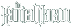Disney Parks - The Haunted Mansion - Transparent Logo