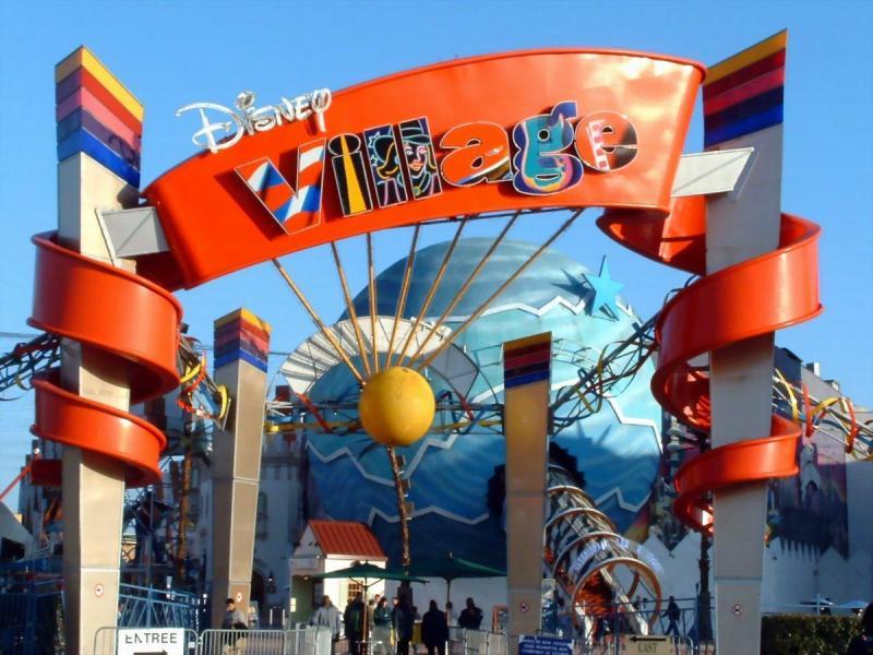 Disney Village Disney Wiki Fandom Powered By Wikia