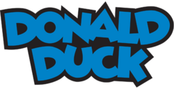 Donald Duck Logo 2