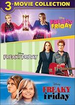 Freaky Friday 3-Movie Collection