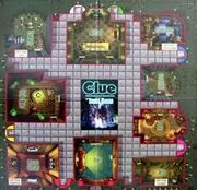 Haunted Mansion Clue Game