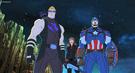 Hawkeye Captain America AUR