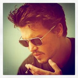 Johnny depp by ad 1990-d3h4olp