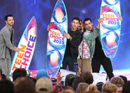 Jonas Bros FOX Teen Choice Awards19