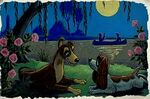 Lady and Tramp Early Concepts (4)