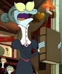 Professer Scalini