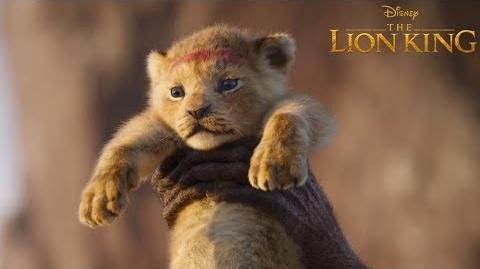 The Lion King Long Live the King