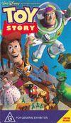 Toy story australia vhs