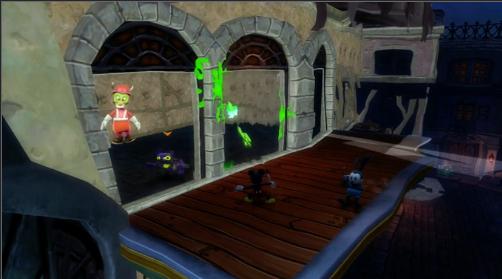 Image Blot Alley Awnings Jpg Disney Wiki Fandom Powered By Wikia
