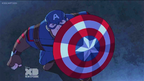 Captain America AUR 103