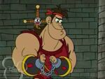 Dave the Barbarian 1x15 A Pig's Story P2 259967