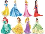 Disneyprincess updatedapprearance 2013