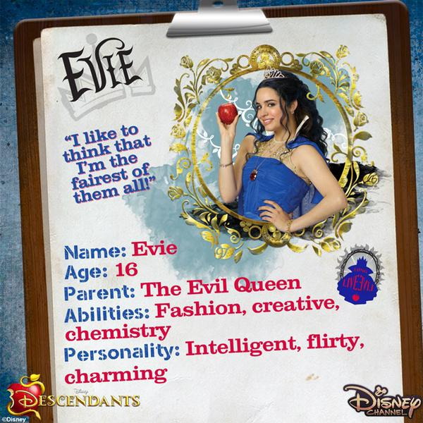 DESCENDANTS EVIE