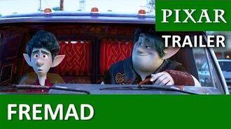 FREMAD Ny trailer Official Disney Pixar DK