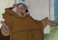 Friar Tuck Disney