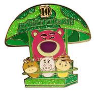 HKDL Tsum Tsum Trading Day Pin 20