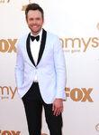 Joel McHale 63rd Emmys