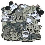 Mickeys follies pin
