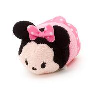 Minnie Mouse Pink Dress Tsum Tsum Mini