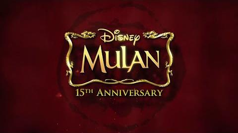 Mulan - Blu-Ray Trailer