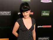 NCIS' Pauley Perrette at The Roots Pre-Grammy Jam Session