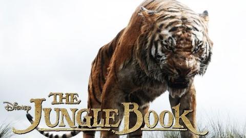THE JUNGLE BOOK - Shir Khan - Ab 14