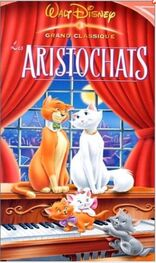 The Aristocats 2001 France VHS
