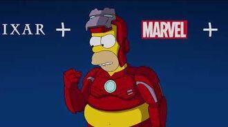 The Simpsons Disney+ Trailer