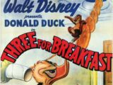 Three for Breakfast