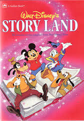 Walt Disney's Story Land 1987 Cover