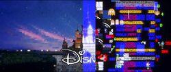 Wreck it Ralph - glitched Disney logo