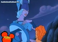 Athena from Hercules and the Secret Weapon - 1