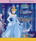 Cinderella 1-2 Box Set UK DVD