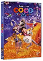 Coco DVD Spain