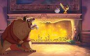 Disney Princess Belle's Story Illustraition 9
