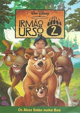 Irmao Urso 2 - Pôster Nacional