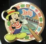 Italy pin