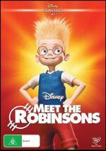 Meet the Robinsons 2016 AUS DVD