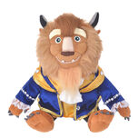 Plush Beast Be our guest Beauty and the Beast