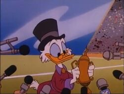 Scrooge SGIS