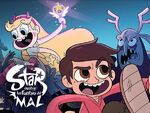 Star vs. The Forces of Evil - Spanish Button
