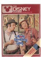 TheDisneyChannelMagazineJanuary1986