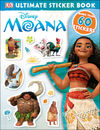 Ultimate Moana Sticker Book