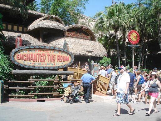 Walt Disney\'s Enchanted Tiki Room | Disney Wiki | FANDOM powered ...
