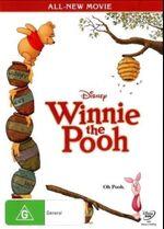 Winnie the Pooh 2011 AUS DVD